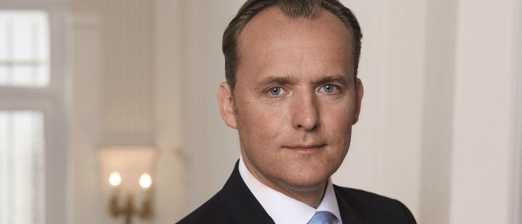 Chefvolkswirt von Degussa Goldhandel Thorsten Polleit: