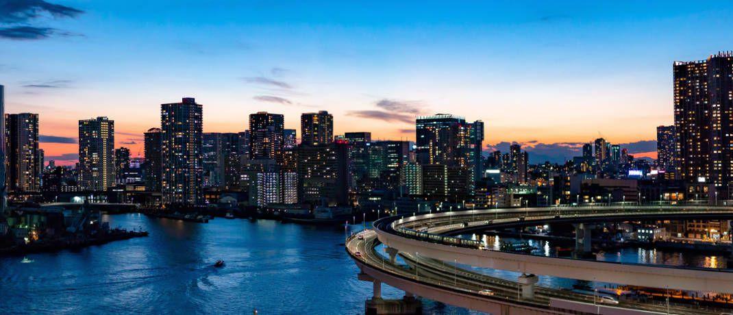 Tokio: Die Experten von Nomura Asset Management erwarten ein kräftiges Gewinnwachstum.|© Pexels