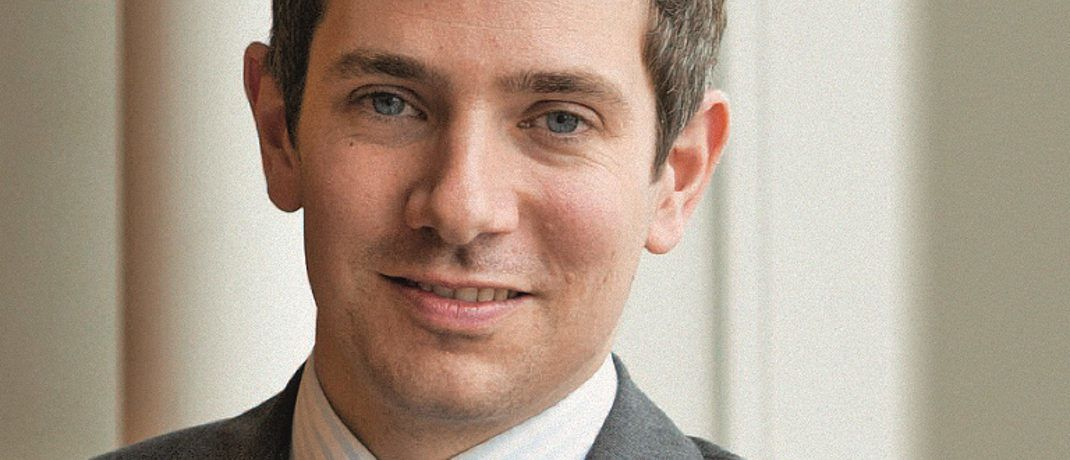Kevin Murphy ist seit dem Jahr 2000 bei der britischen Fondsgesellschaft Schroders und dort Teil des achtköpfigen Value-Investing-Teams.|© Schroders