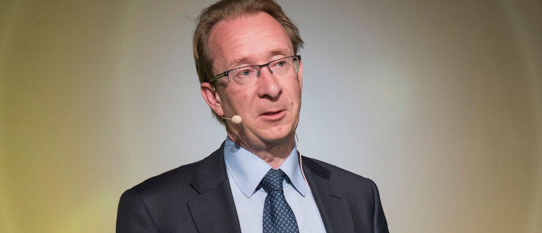 Mag britische Unternehmensanleihen: M&G-Manager Richard Woolnough|© M&G