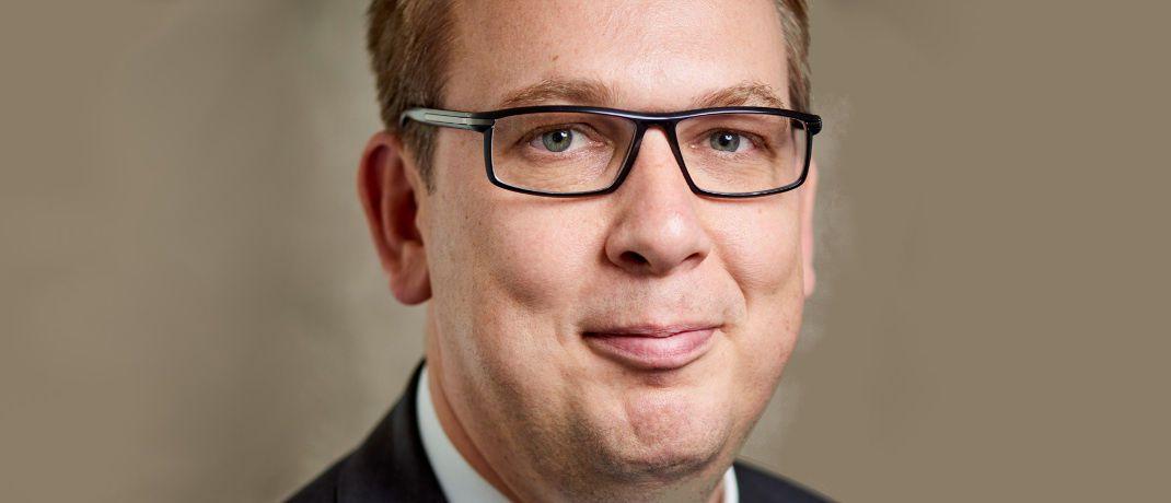 Martin Klein ist Geschäftsführer Asset Management der Heidelberger Vermögen.|© Heidelberger Vermögensmanagement
