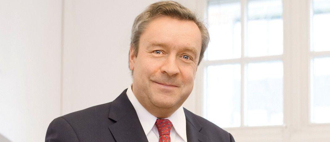Christoph Bruns ist Vorstand und Fondsmanager beim Oldenburger Fondsanbieter Loys. |© Loys AG