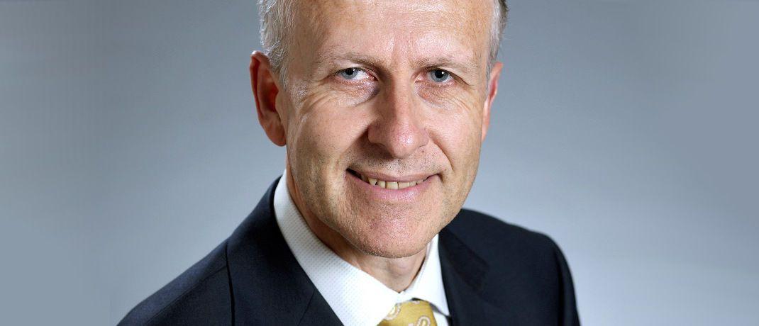 Ian Spreadbury: Der Mathematiker verantwortet bei Fidelity International unter anderem den Rentenfonds Flexible Bond Fund. Zudem ist er Co-Manager der Fidelity-Fonds MoneyBuilder Balanced und Global High Yield.|© Fidelity International