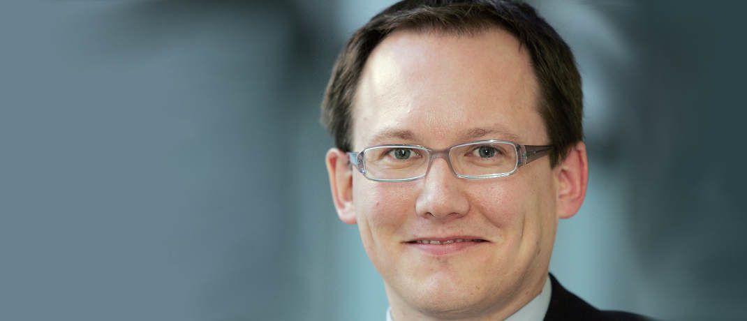 Holger Stremme managt den LBBW Dividenden Strategie Small & MidCaps