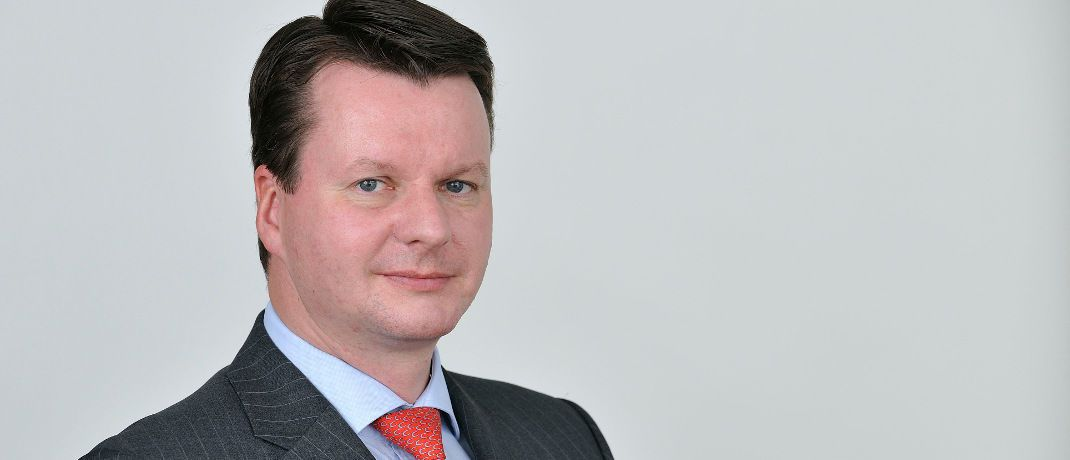Clemens Bertram, UBS Asset Management: Emerging-Markets-Aktien sind aussichtsreich. |© UBS AM