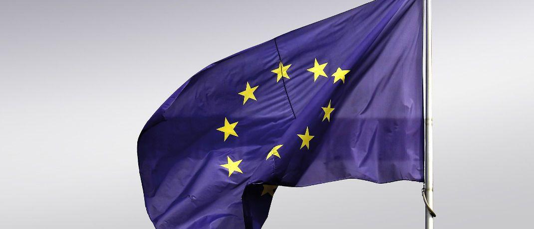 EU-Flagge: Die Europäische Kommission will große Investmentfirmen unter EZB-Aufsicht stellen.|© Pixabay