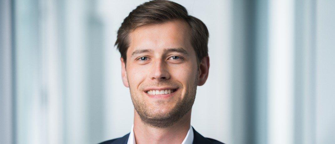 Ist Mitgründer und Geschäftsführer von Covomo: Eberhard Riesenkampff. © Covomo