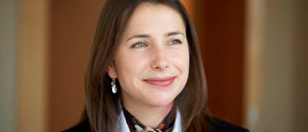 """Johanna Kyrklund blickt positiv in die Zukunft: """"Seit der globalen Finanzkrise sind die Volkswirtschaften weltweit noch nie so synchron gewachsen wie zurzeit"""""""