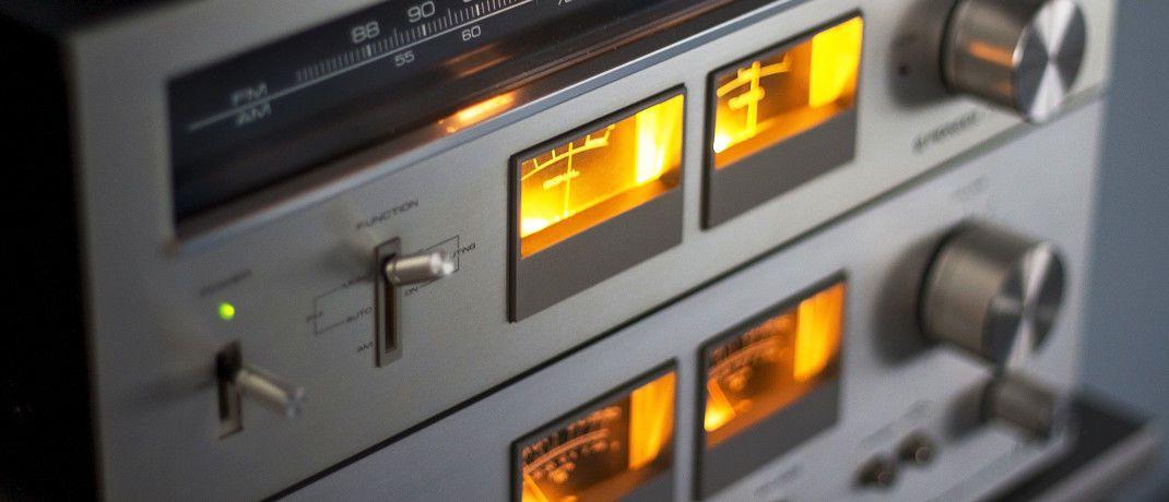 Equalizer zum Auspegeln einer Audioaufnahme: Für Beratungsgespräche am Telefon, im Büro oder in der Filiale gilt eine Pflicht zur Aufzeichnung.|© Pixabay