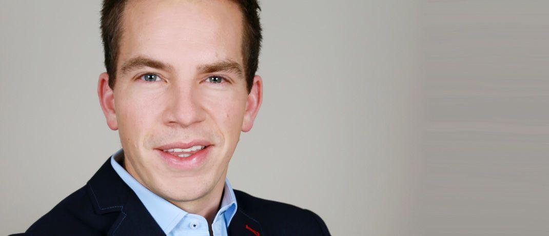 Simon Brunke ist Vorstandssprecher der Crowdinvesting-Plattform Exporo.|© Exporo