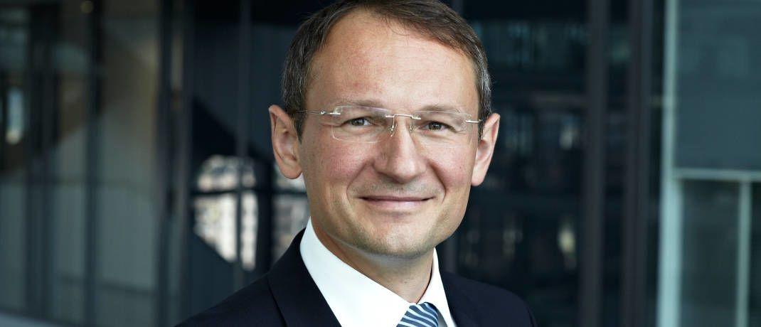 Michael König, Geschäftsführer der Deutsche Börse Commodities|© Deutsche Börse