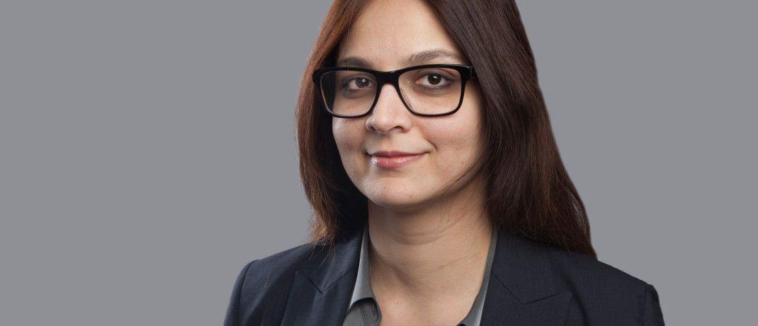 Shamaila Khan, Director Emerging Markt Debt bei AllianceBernstein, sieht auch für 2018 Potenzial bei Schwellenländeranleihen.