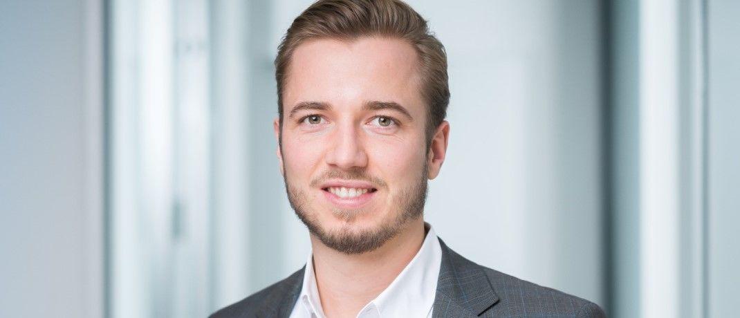 Christopher Leifeld ist Geschäftsführer und Co-Gründer von Gewerbeversicherung24. |© Gewerbeversicherung24