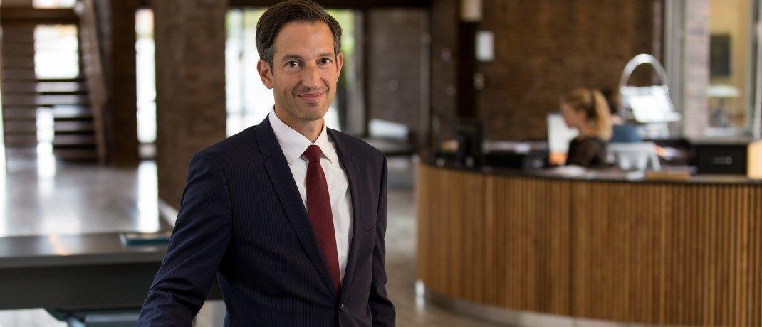 """Marc Homsy, Leiter Anlagenvertrieb Deutschland bei Danske Invest: """"Menschen investieren immer mehr Zeit und Geld in digitale Spiele"""""""