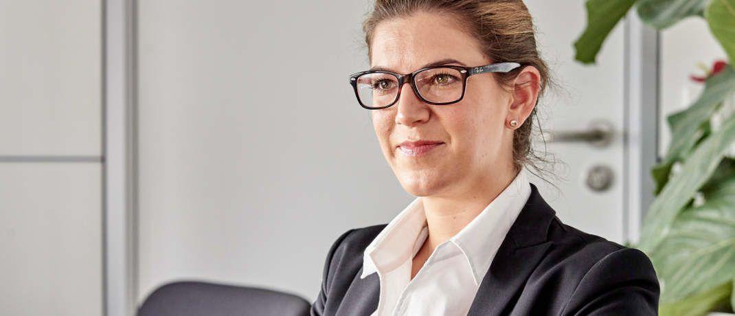 Christiane Flehberger leitet ab sofort den Fondsvertrieb von Raiffeisen Capital Management in Deutschland|© RCM