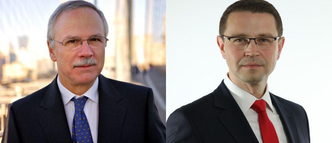 Michael Keppler (l.) und Adam Choragwicki: Das Mischportfolio des Starcapital Emerging Markets Strategy wird von Keppler Asset Management und Starcapital zusammengestellt.|© StarCaptial AG