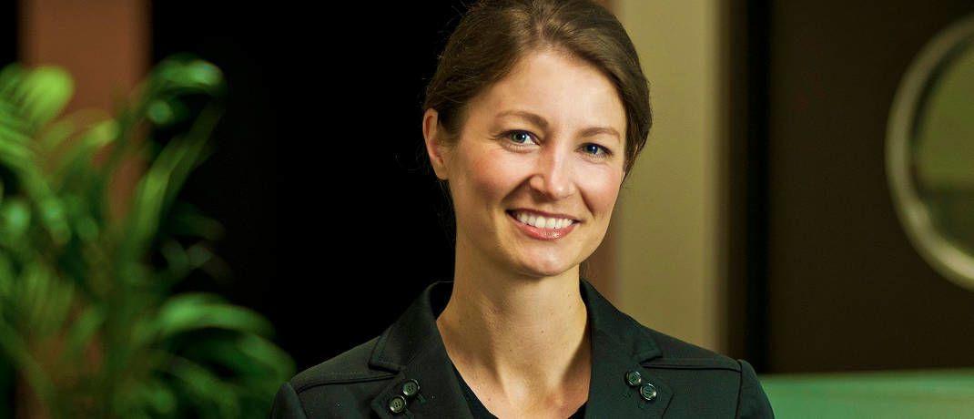 Claudia Reich Floyd, Portfoliomanagerin und Leiterin des Hamburger Büros von Timbercreek.|© Timbercreek