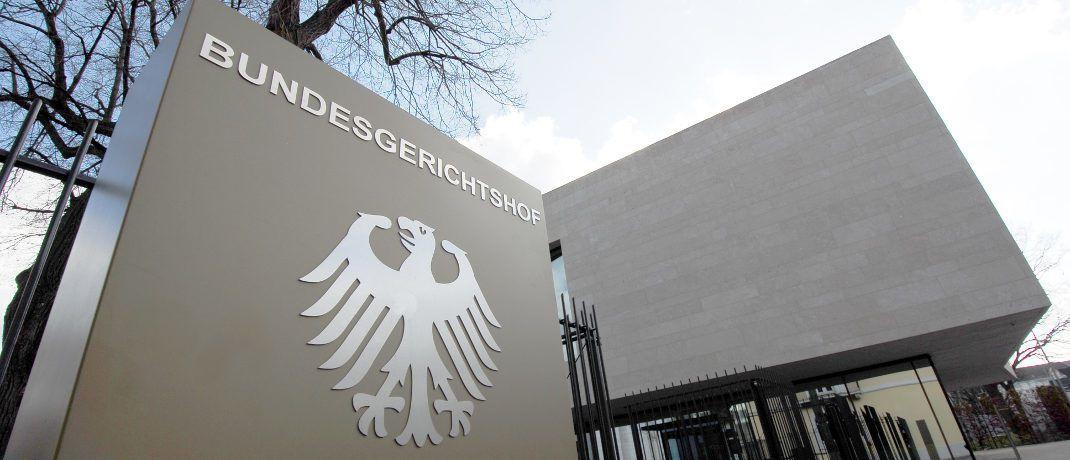 Bundesgerichtshof: Die Karlsruher Richter untersuchen jetzt das Urteil gegen die S&K-Verantwortlichen und pr&uuml;fen die Verfahrensf&uuml;hrung des Frankfurter Landgerichts auf Fehler. Danach entscheidet das oberste Gericht hierzulande &uuml;ber eine Wiederaufnahme des Strafverfahrens.&nbsp;|&nbsp;&copy; H.D.Volz / <a href='http://www.pixelio.de/' target='_blank'>pixelio.de</a>