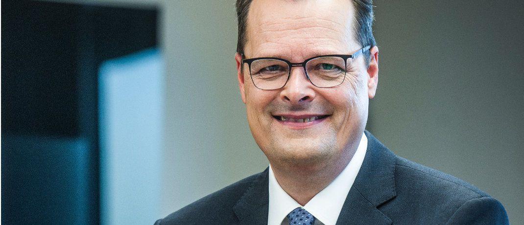 Joachim Wuermeling: Das für die Bereiche IT und Finanzmärkte zuständige Vorstandsmitglied der Bundesbank erwartet eine umfassende Regulierung von Digitalwährungen.|© Bundesbank