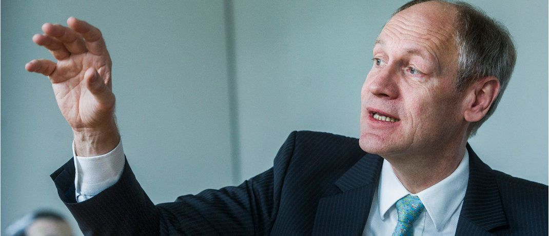 Hendrik Leber, Geschäftsführer bei Acatis Investment|© Acatis Investment