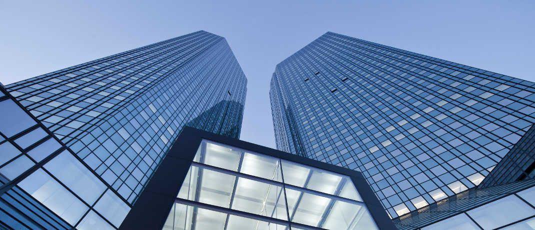 Deutsche Bank: Das größte deutsche Geldhaus will künftig mit dem Vertrieb von Versicherungsprodukten wachsen.|© Deutsche Bank AG