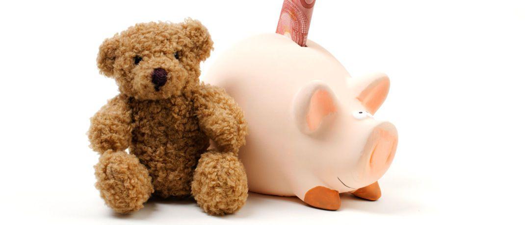 Sparschwein für das Taschengeld: Viele US-Medien berichten begeistert über die Erziehungsmethoden einer cleveren Mutter.|© Petra Bork / <a href='http://www.pixelio.de/' target='_blank'>pixelio.de</a>