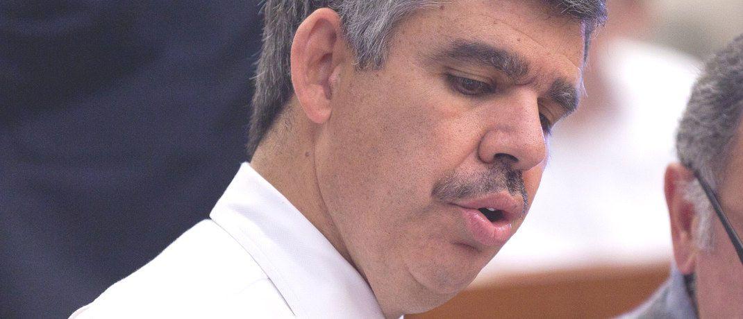 Mohamed El-Erian hat 2014 den Vorstandsvorsitz bei Pimco niedergelegt. Er ist weiterhin ist beratend für den Allianz-Konzern tätig. |© Pimco