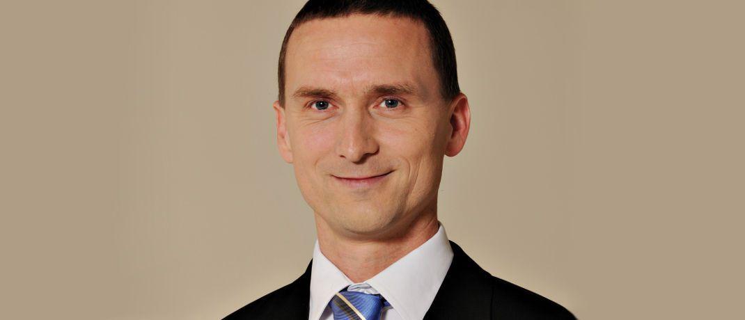 Sieht in Mikrofinanzfonds mehr als einen Renditebringer: Sascha Büssing, Produktmanager Investmentfonds Oldenburgische Landesbank