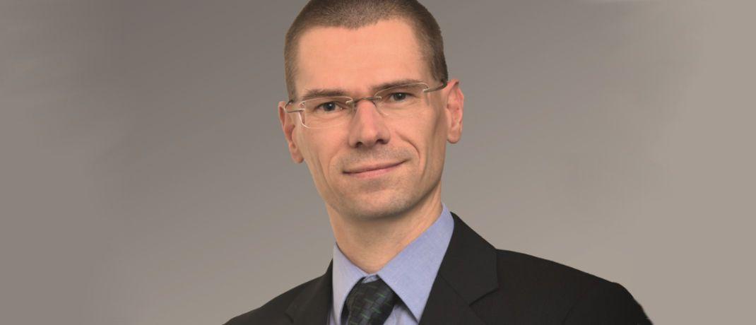 Lutz Röhmeyer: Der Fondsmanager der LBB-Invest gibt die Verantwortung für den Weltzins-Invest ab.|© Landesbank Berlin Investment