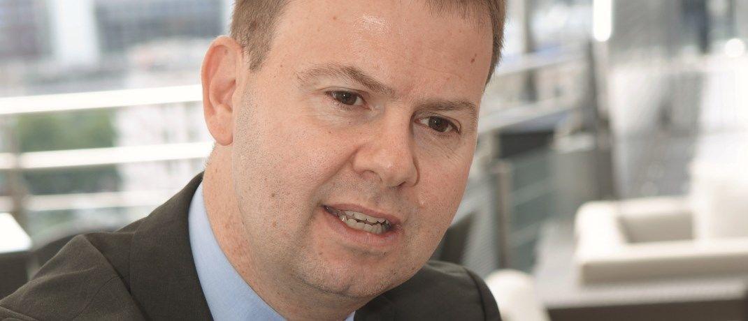 Michael Krautzberger managt den BSF – Fixed Income Strategies Fund von BlackRock © Tom Hoenig