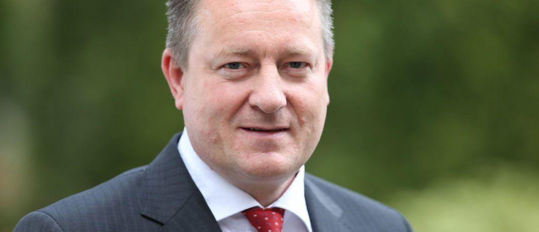 Uwe Eilers, Frankfurter Vermögen, sieht Unternehmen des deutschen Mittelstands weltweit vorn.|© Frankfurter Vermögen