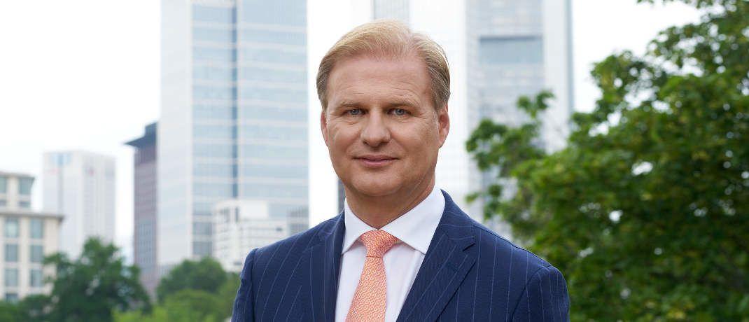 Achim Küssner, Geschäftsführer von Schroder Investment Management|© Schroders