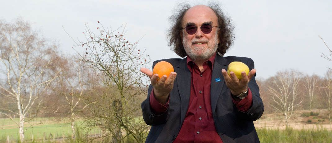Der Bart ist geblieben, das Haupthaar nicht so: Ökoworld-Vorstand Alfred Platow wirbt seit nunmehr Jahrzehnten für nachhaltige Geldanlagen|© Ökoworld