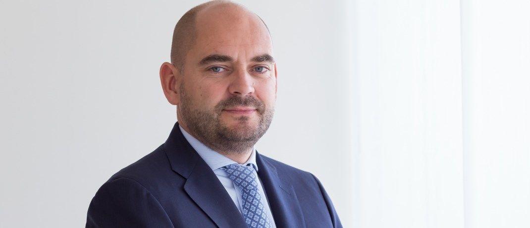 """Alexandre Mouthon, Senior Product Specialist für Technologiefonds Pictet Asset Management: """"Influencer-Marketing setzt sich immer weiter durch""""."""