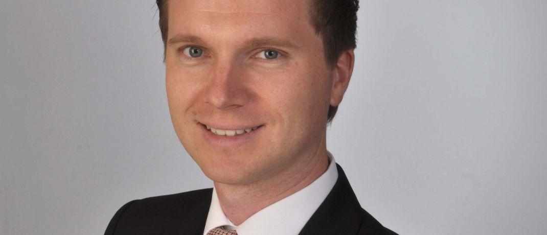 Thilo Stadler ist Vermögensverwalter bei der I.C.M. Independent Capital Management Vermögensberatung in Mannheim.