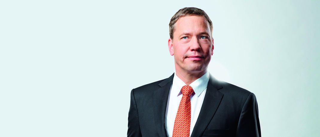Max Schott ist Geschäftsführer der Vermögensverwaltung Sand & Schott in Stuttgart.
