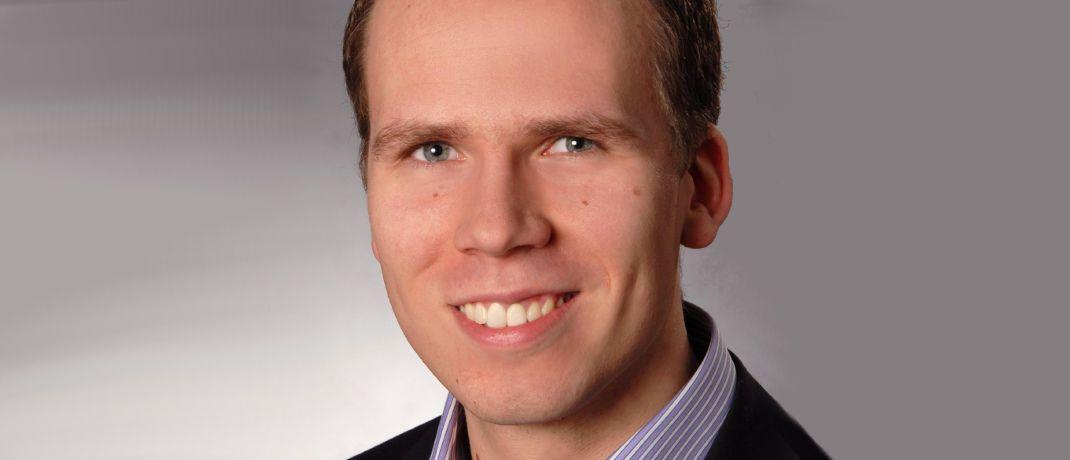 Robert Retz: Der Sales Manager verstärkt bei First State Investments das Vertriebsteam für Deutschland und Österreich.|© First State Investments