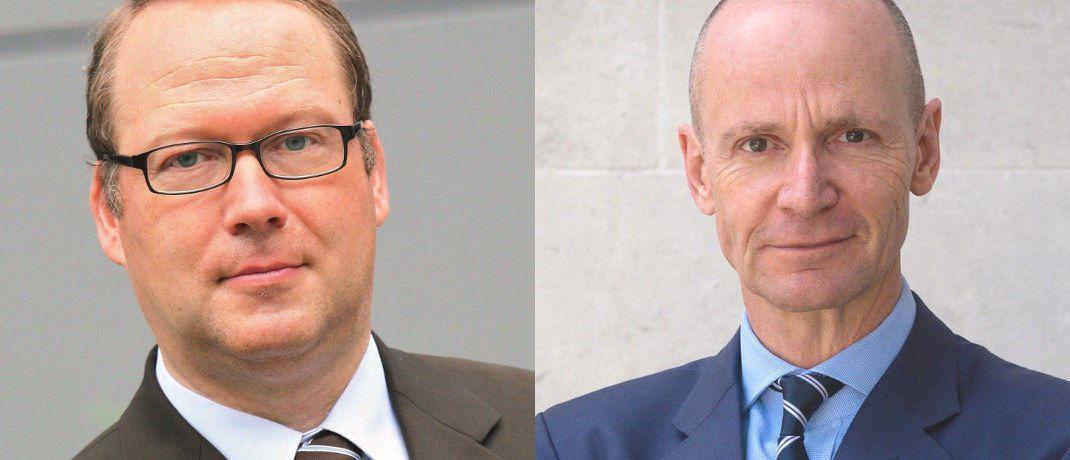 Finanzprofessor Max Otte (li.) diskutierte kürzlich mit Finanzanlagenberater und Buchautor Gerd Kommer. Was dabei herauskam, zeigt das Video.|© Otte/Gerd Kommer Invest