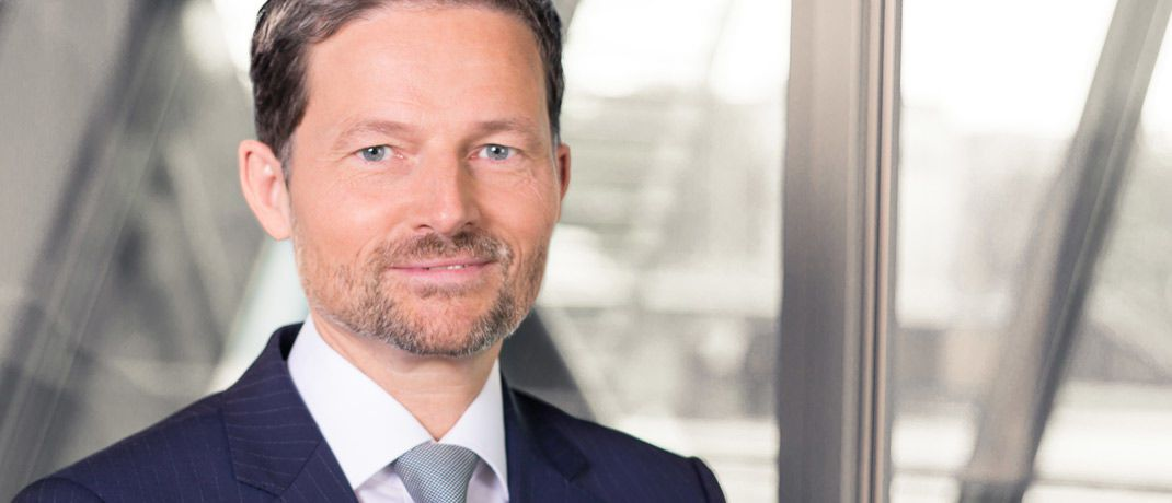 Tobias Klein ist Gründungspartner und Geschäftsführer Investments der auf quantitative Anlagestrategien spezialisierten Fondsboutique First Private. | © First Private