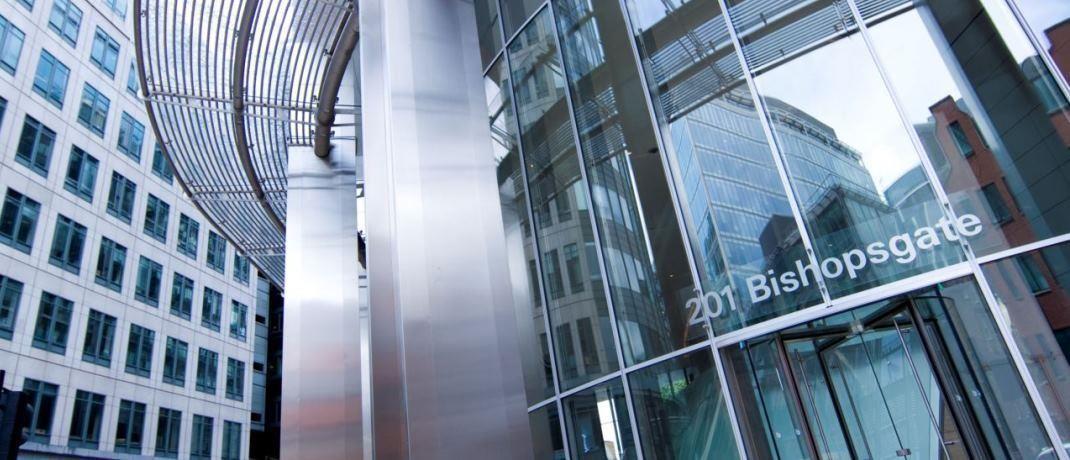 Hauptsitz von Janus Henderson Investors in London|© Janus Henderson Investors