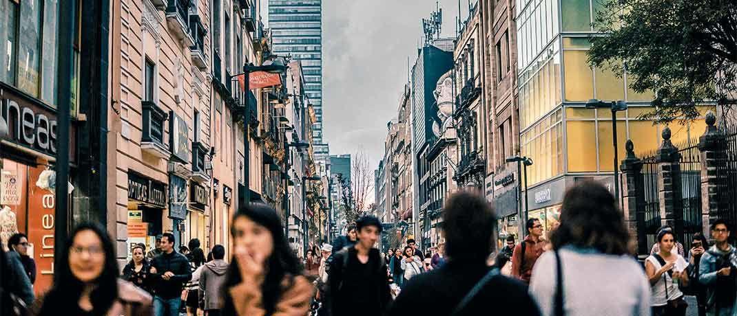 Mexiko-Stadt: NNIP nutzt das Potenzial von Hartwährungsanleihen aus den Schwellenländern.
