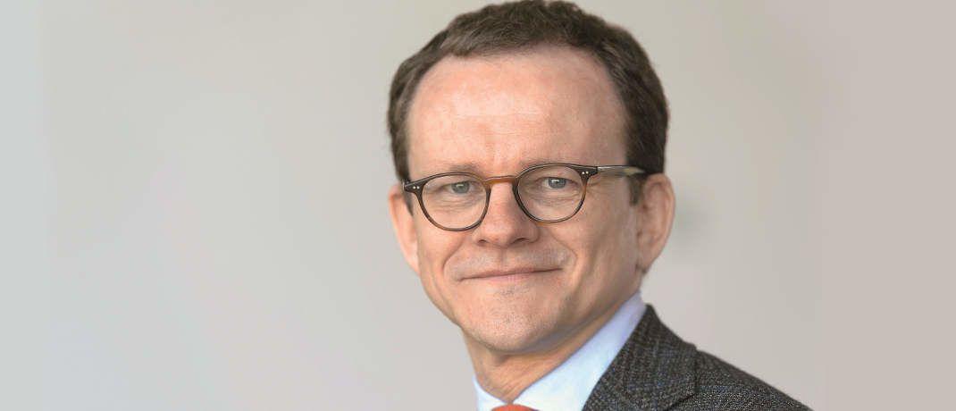 Georg Oehm gründete 2008 Mellinckrodt & Cie. und ist Verwaltungsrat der Mellinckrodt 2 SICAV in Luxemburg|© Wonge Bergmann