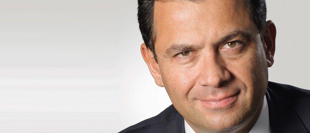 Naïm Abou-Jaoudé ist Chef der Fondsgesellschaft Candriam und Vorsitzender der Muttergesellschaft New York Life Investment Management International.|© Candriam