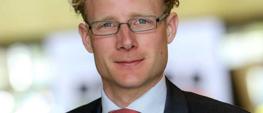 """Jacob Vijverberg, Fondsmanager bei Kames Capital: """"Angesichts der sehr hohen Preise bei Wohnimmobilien in Deutschland halten wir uns zurück""""  © Kames Capital"""