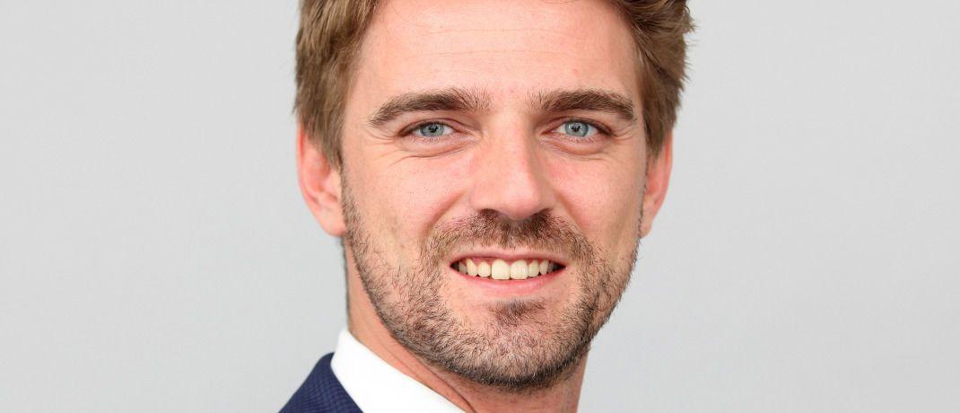 Aymeric Francois ist Deutschlandchef bei Investec Asset Management. |© Investec AM