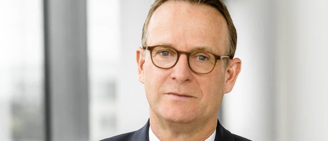 Ralf Lochmüller ist Gründungspartner und Sprecher von Lupus Alpha. © Lupus Alpha