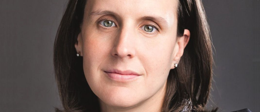 Jessica Ground ist seit 2014 bei Schroders dafür verantwortlich, dass nachhaltige Faktoren in den Investmentprozessen der Fondsgesellschaft Berücksichtigung finden.|© Schroders