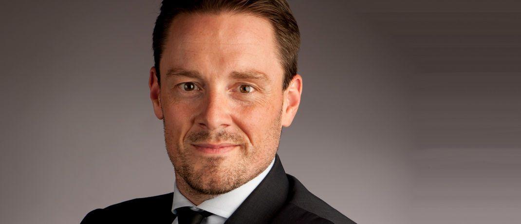 Christoph Eibl ist Chef der Schweizer Investmentgesellschaft Tiberius Asset Management.