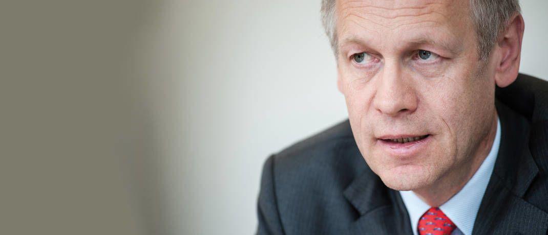 Griff bei den Markteinbrüchen im Februar beherzt zu: Acatis-Chef und Value-Investor Hendrik Leber.|© Andreas Reeg