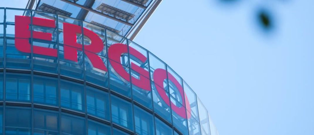 Der Büroturm der Ergo-Zentrale in Düsseldorf: Die Lebensversicherungsbestände des Versicherers verwaltet er künftig zusammen mit IBM auf einer gemeinsamen Run-off-Plattform. |© Ergo